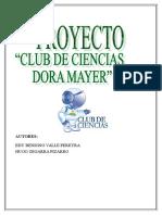 Club de Ciencias