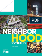 Neighborhood Profiles