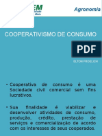 Apresentacao Cooperativismo de Consumo