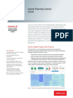 Oracle Planning Central Cloud Ds