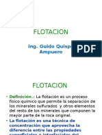 11 Flotacion