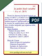 FUENTE FD30
