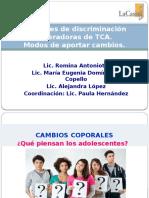 PPT Taller Dicrisminación y TCA_ Congreso Mza 2015