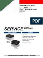 Samsung SL-M2070 Service Manual