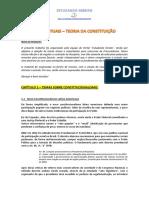 APOSTILA - Temas Atuais de Teoria Da Constituicao - PGE-PGM