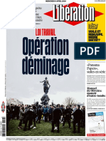Liberation 6 Avril 2016