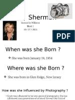 594848579978431755 cindy sherman