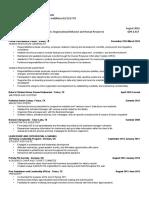 utd resume - updated 4