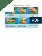 6 Langkah Mencuci Tangan by arini