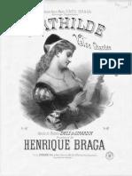 Braga Mathilde Vpf BDH