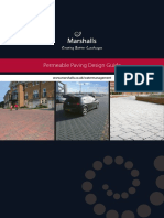 Permeable Paving Design Guide 6447