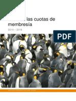 Membership Dues Guide Es