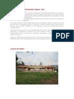 3.Programa Nacional de Tambos - Pnt