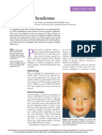 Prader Willi Syndrome AAFP