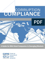 CIPE Anti-Corruption Compliance Guidebook