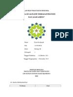 Laporan Kuantitatif Protein Dan Asam Amino