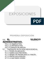 Relación de Exposiciones