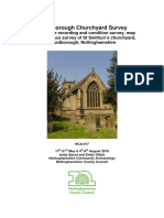 Woodborough Churchyard Survey