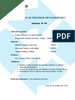 4.Laboratorio de Procesos Metalúrgicos