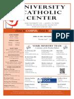 UCC Bulletin 4-10-2016