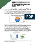 Estadistica Preliminar Del SE - Enero 2016(1)