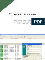 Conexión Radio Siae
