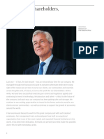 Dimon Annual Letter