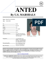 Hawkins Offical Wanted Poster