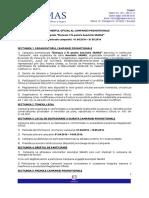Regulament Concurs Doilasuta SAMAS 2016