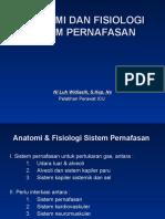 ANATOMI DAN FISIOLOGI SISTEM PERNAFASAN, 2007.ppt
