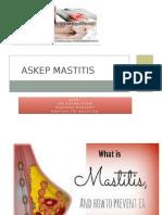 Askep Mastitis