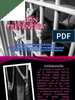 Prision Preventiva - Dra. Silvia