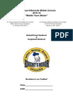 2015-16-middle school student handbook-final draft copy