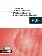 OECD-Fostering Public-private Partnership for Innovation in Russia - Copy