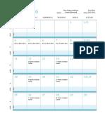 academic center calendar april may 2016