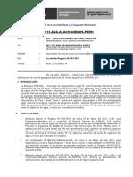 Informe Autorizacion Uso Agua