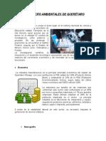 Factores Macro Ambientales de Querétaro Octavio