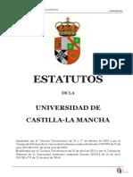 Estatutos de La UCLM