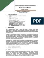 PEA TEOLOGIA II_2DO SISTEMAS