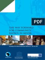 Community Radios in Kenya