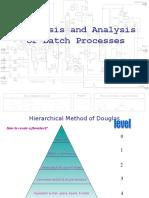 ChE Process Design Lecture 5