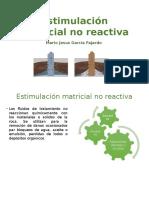 Estimulación matricial no reactiva.pptx