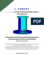 Energy Towers (Sharav Sluices) Brochure English Dec-2009