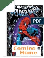 Portada Spiderman Homecoming Salvat
