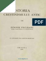 PACLISANU, Zenovie, Istoria Crestinismului Antic