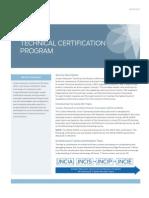 Juniper Certification