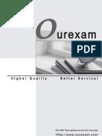 Ourexam XK0--002 Simulation exam material