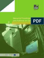 Manual de Procedimentos Para Auditorias Em Operações