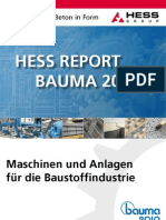 HESS Report_deutsch