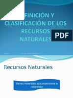 Cap. 1B Recursos Naturales